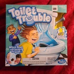 Toilet Trouble (bundle buy 3\$12)